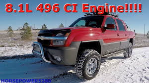 Chevy 2500 Avalanche Overview - YouTube