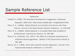 Awesome Collection Of Apa Style References Example For Websites Apa
