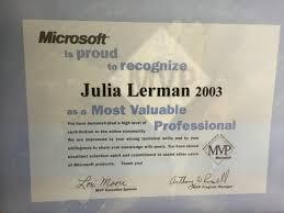 Microsoft Mvp Certification Grateful For The 16th Mvp Award From Microsoft The Data Farm