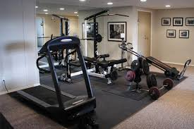 basement gym ideas. Interesting Gym Using Your Finished Basement As A Gym With Ideas G