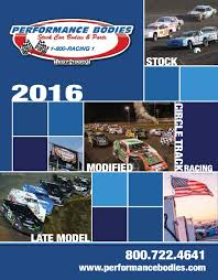 Raceceiver Channel Charts 2016 2016 Performance Bodies Catalog By Julie Knutson Issuu