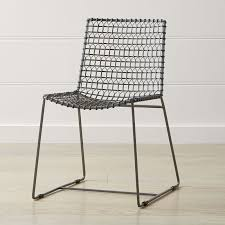 metal dining chairs. Simple Metal Intended Metal Dining Chairs N