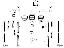 kia soul 2014 2017 dash kits diy dash trim kit kia soul 2014 2017 dash kit diagram