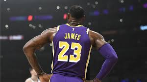 1 transakcja sprzedaży 1 transakcja sprzedaży. Why Does Lebron James Wear 23 On His Lakers Jersey Essentiallysports