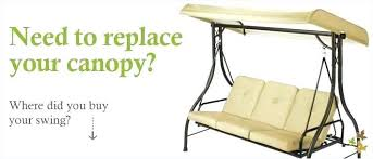 replacement swing canopy attractive patio swing replacement parts with canopy cover garden winds doors sliding