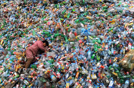 Recycling Plastic Bottles Plastic Waste In China Collective Responsibility