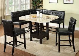 likeable pub tables and chairs in bahamas corner table set
