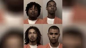 4 men accused of several El Dorado Hills home robberies