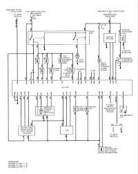 mitsubishi galant wiring diagrams car wiring diagrams 1993 galant engine management system 2 0 l sohc wiring diagram