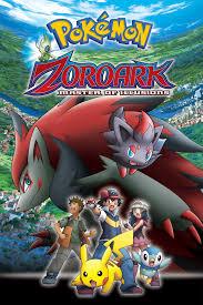 Pokémon: Zoroark: Master of Illusions (2010) - Posters — The Movie Database  (TMDb)