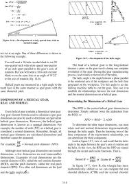Spur Gear Cutter Selection Chart Gears And Gear Cutting Pdf Free Download