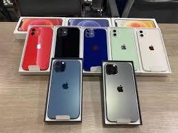 iPhone 12 เผยภาพถ่ายตัวเครื่องจริงครบทั้ง 5 สี สีไหนสวยสุด ให้ภาพตัดสิน ::  Techmoblog.com