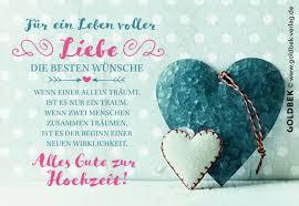 Postkarten Hochzeit Für Ein Leben Voller Liebe Ein Schönes Motiv