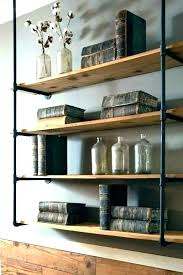 white floating shelves wall unique bookcase design bookshelves