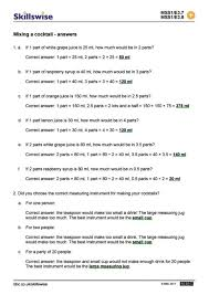 Ratios Worksheet Pdf Worksheets for all   Download and Share ...