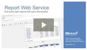 Report With Pictures Dbxtra Web Reporting Publish Web Reports Automatically