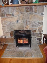 extremely informative article about hearth pads for wood stoves