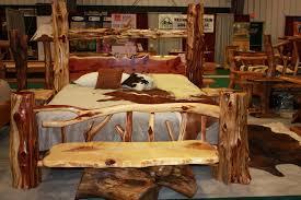 log furniture ideas. Log Cabin Bedroom Sets Natural Romantic Furniture Ideas 5