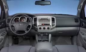 2015 Toyota Tacoma Interior | TOPCARZ.US