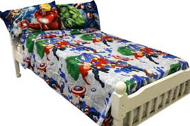 avengers full size sheet set