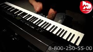 <b>Цифровое пианино Roland</b> FP-7F - YouTube