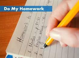 Someone do my homework online