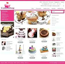 Cake Website Themes Templates Free Premium Yummy Shop Template Download