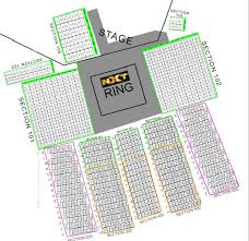 Nxt Seating Chart News Nxt Comes To Chicago This Saturday Journalist
