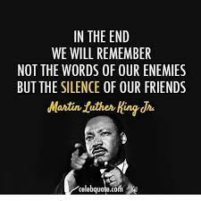 Images Of Silence Quotes Martin Luther King Jr Rock Cafe