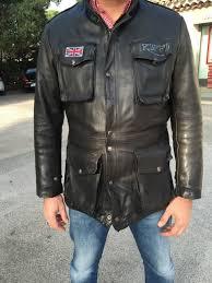 mens belstaff clothing triumph jacket blouson vintage type belstaff barbour motard hot cake mt3862