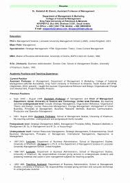 Professor Resume Sample Sample Resume For Professor In Computer Science Best Resume Samples 6