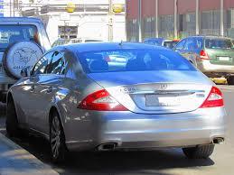 File:Mercedes Benz CLS 350 Elegance 2009 (14986590807).jpg ...
