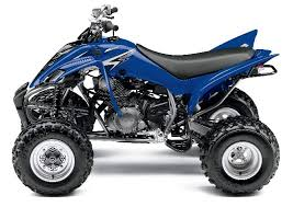 yamaha 350 warrior. back before there were raptors, was the yamaha warrior 350. that machine has been updated through years and renamed, but it still offers 350 d