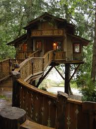 tree house designs. A Cedar Vacation Spot Tree House Designs H