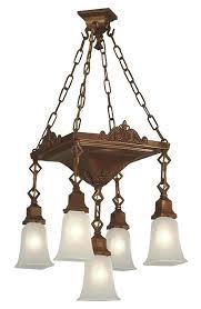 arts and crafts ceiling lights vintage hardware lighting regarding new property arts and crafts chandelier lighting arts and crafts