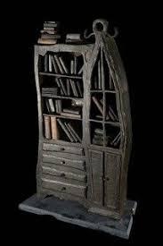 alice in wonderland inspired furniture. nightmare before christmas bookshelf its going to be so long alice in wonderland inspired furniture