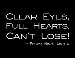 Friday Night Lights Quotes Stunning Inspiration From Friday Night Lights