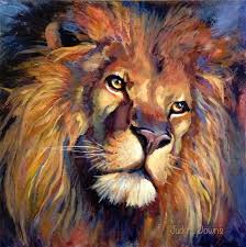 lion painting acrylic. Exellent Lion Lion Painting  Of Judah By Judy Downs And Acrylic