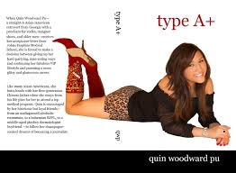 Type A Quin Woodward Pu