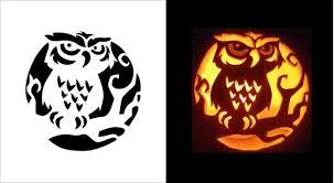 Pumpkin Carving Patterns Free Printable