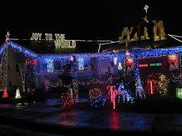 Pleasanton Holiday Lights Best Neighborhoods For Holiday Home Decorations Cbs San