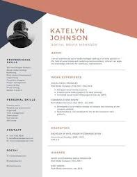 Resume Layout Magnificent Resume Layout Design Site About Template