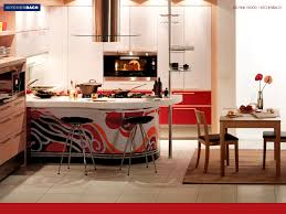 Interiors Of Kitchen Home Interior Design For Kitchen Gallery Tokyostyleus