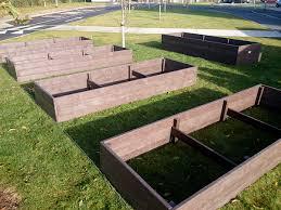 garden raised beds photo ballincollig co cork irish recycled s plastic cover for kit uk