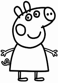 Disegni Da Colorare Peppa Pig Immagini Di Giochi Di Disegni Da