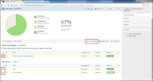 multiple test testrail add multiple test results