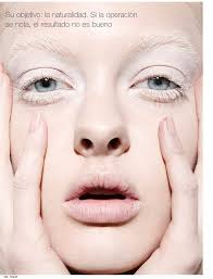 character type albino