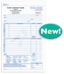 locksmith invoice forms woicc 891 locksmith work order invoice
