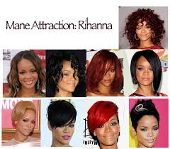 Diffrent Hair Style rihannas hairstyles style & vibes 6974 by wearticles.com