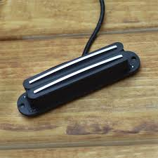 artec hot rail blade humbucker pickup for telecaster electric guitars artec hot rails single coil humbucker pickup